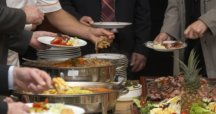 food arrangement 8
